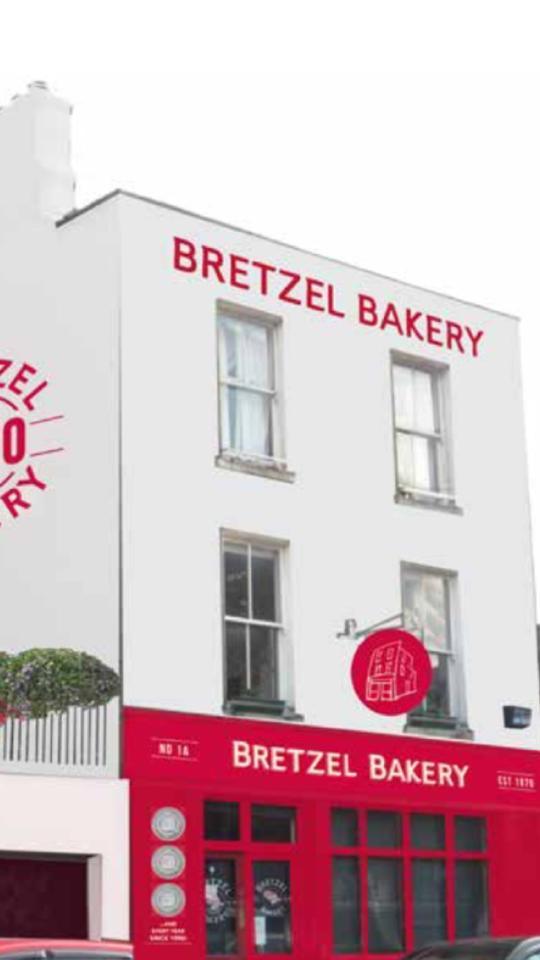 Bretzel Bakery Makeover – Dublin 8